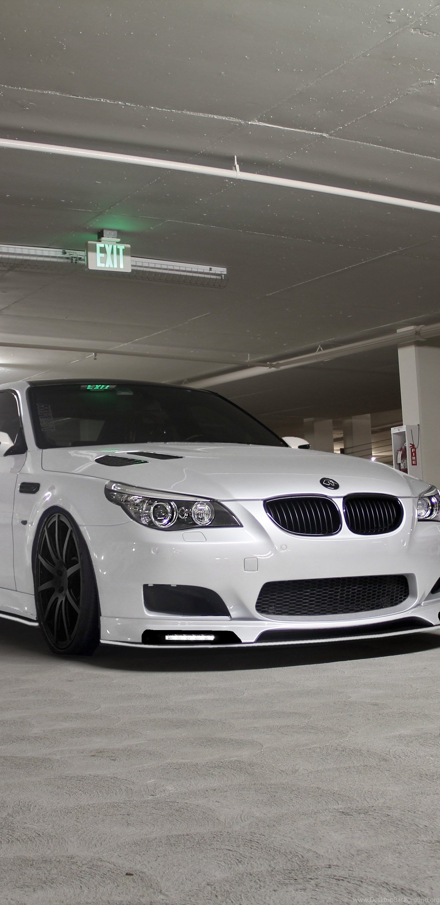 Bmw M5 E60 Wallpapers Wallpaper Cave