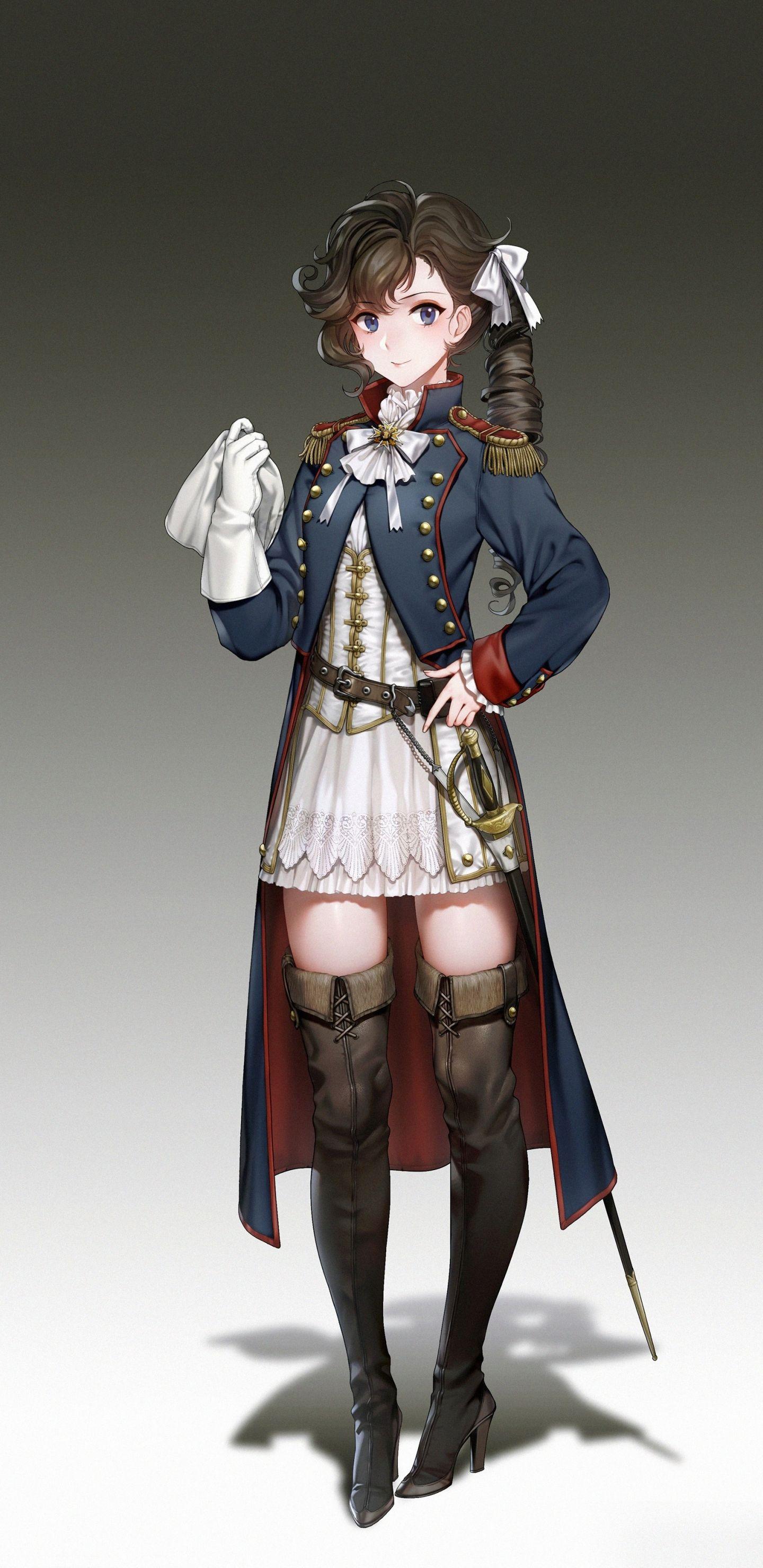 Uniform Girl Anime