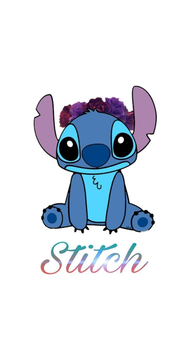 Cute Stitch Wallpapers Wallpaper Cave
