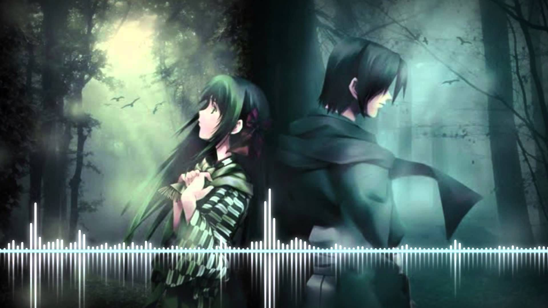 Anime Breakup Couple Wallpapers - Wallpaper Cave