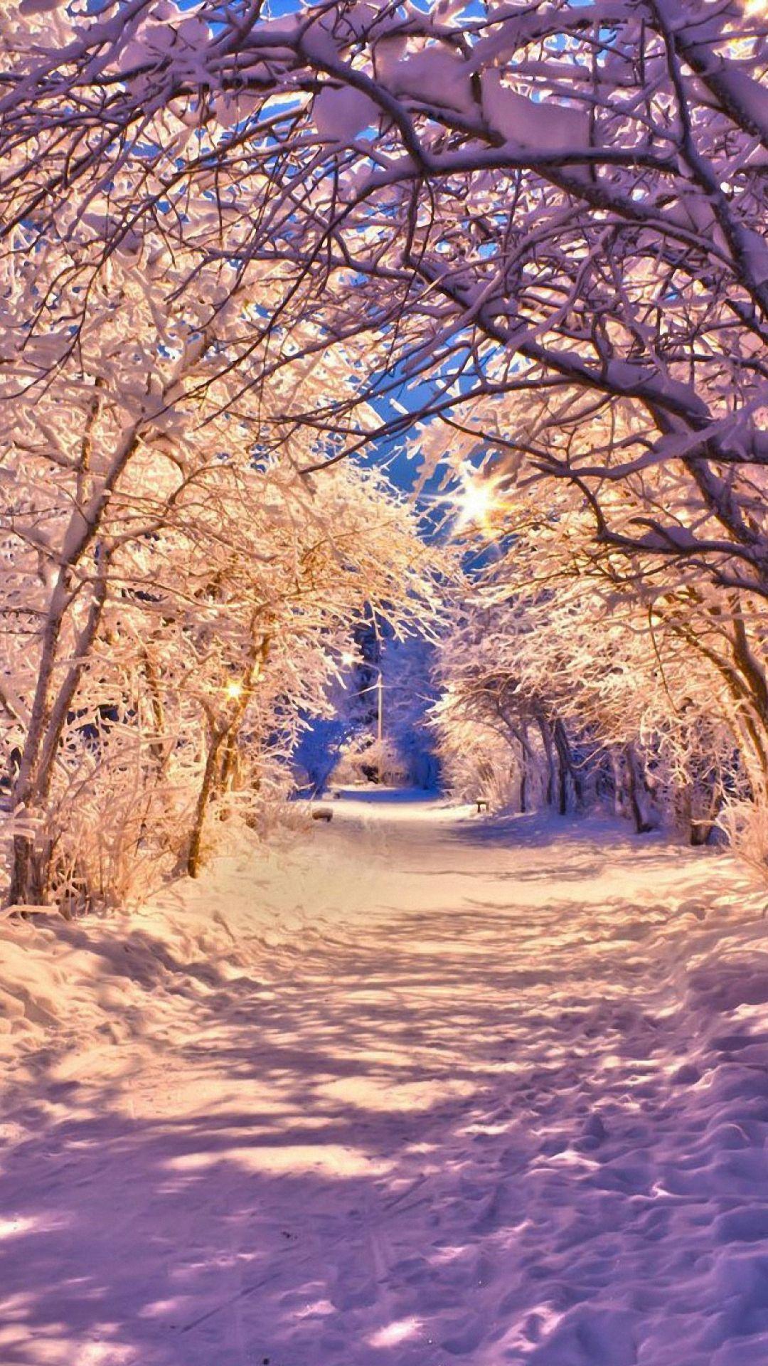 Winter iPhone Wallpapers - Wallpaper Cave