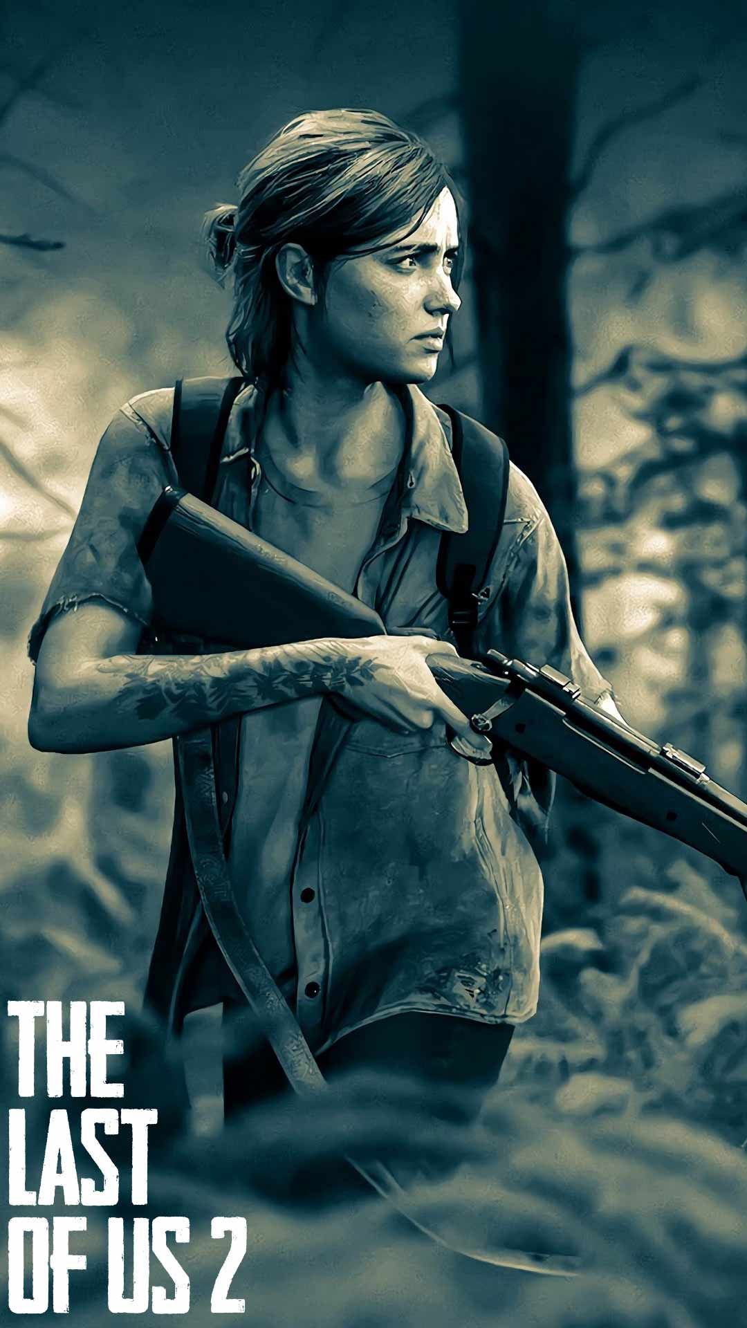 Tlou2 Phone Wallpapers Wallpaper Cave