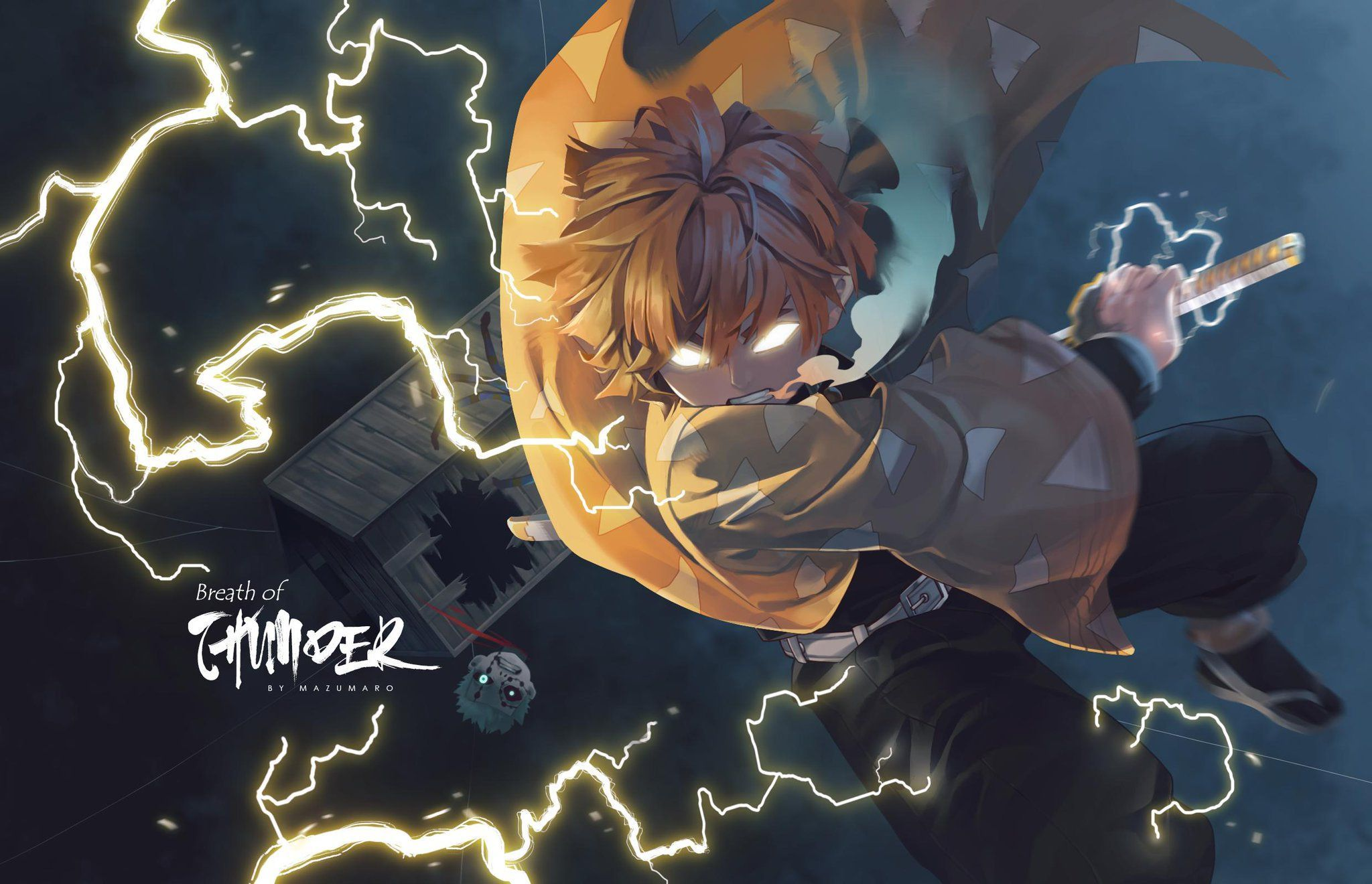 Anime Pc Demon Slayer Wallpapers Wallpaper Cave