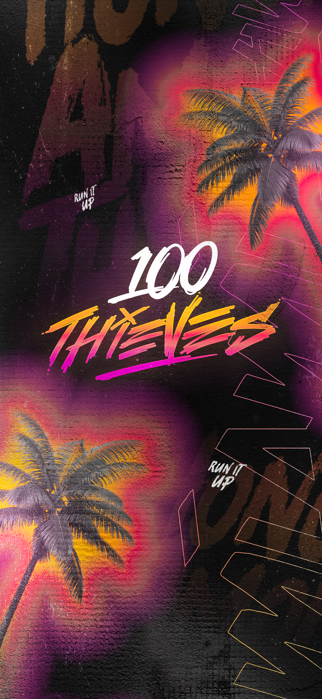 100 Thieves Wallpapers - Wallpaper Cave