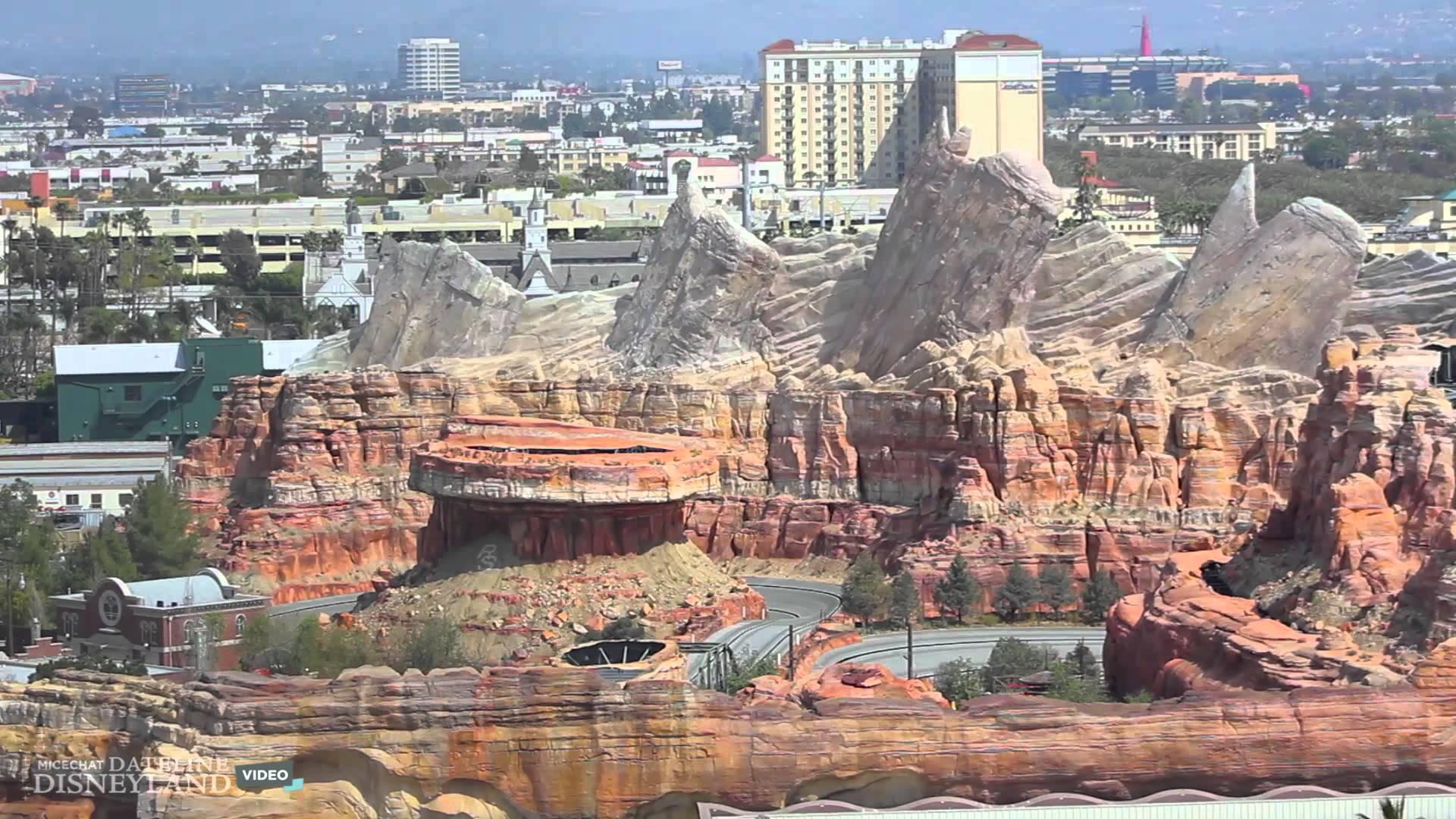 Desktop Radiator Springs Wallpapers Wallpaper Cave