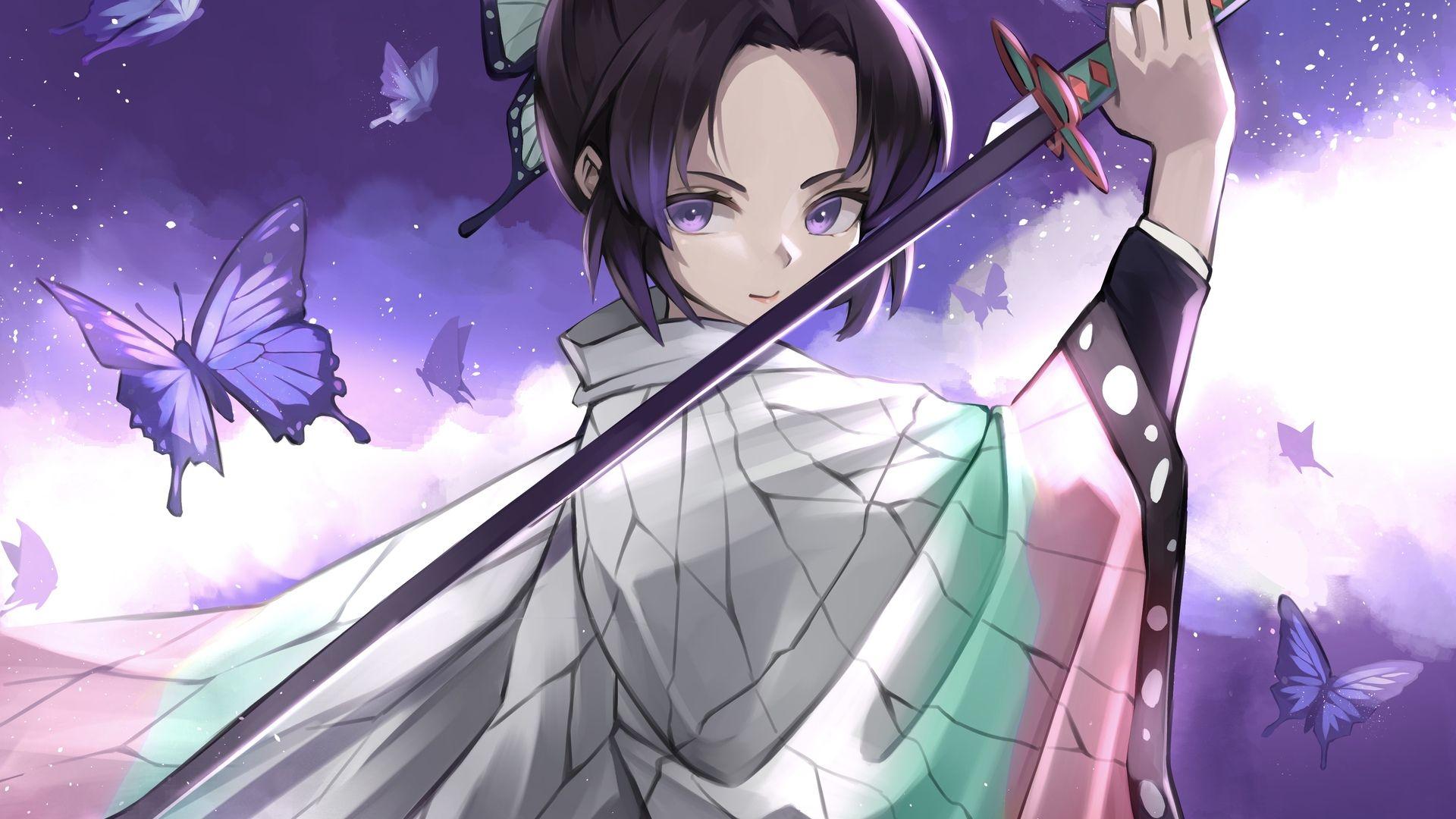 Anime Demon Girl 1080p Wallpapers - Wallpaper Cave