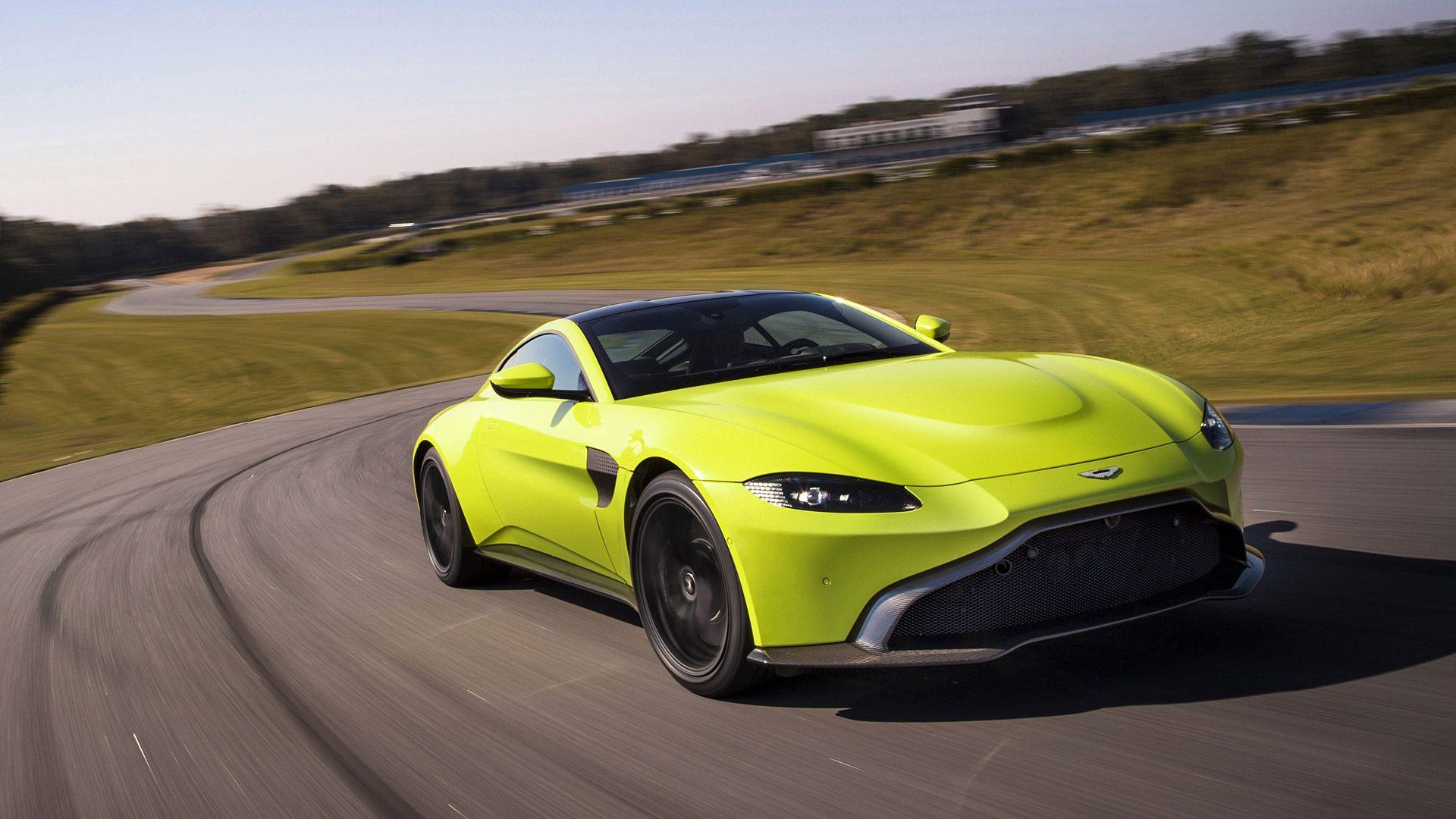 Aston Martin Vantage Hd Wallpapers Wallpaper Cave