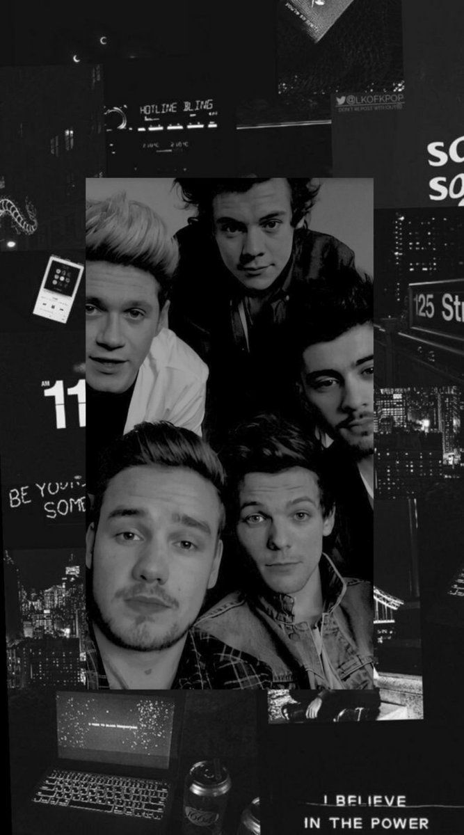 one direction aesthetic wallpapers