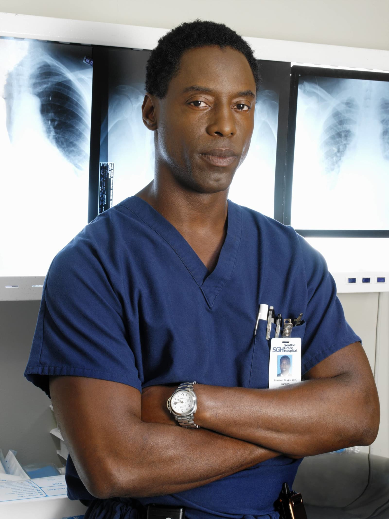 Grey's Anatomy': What Does Preston Burke Look Like Today?