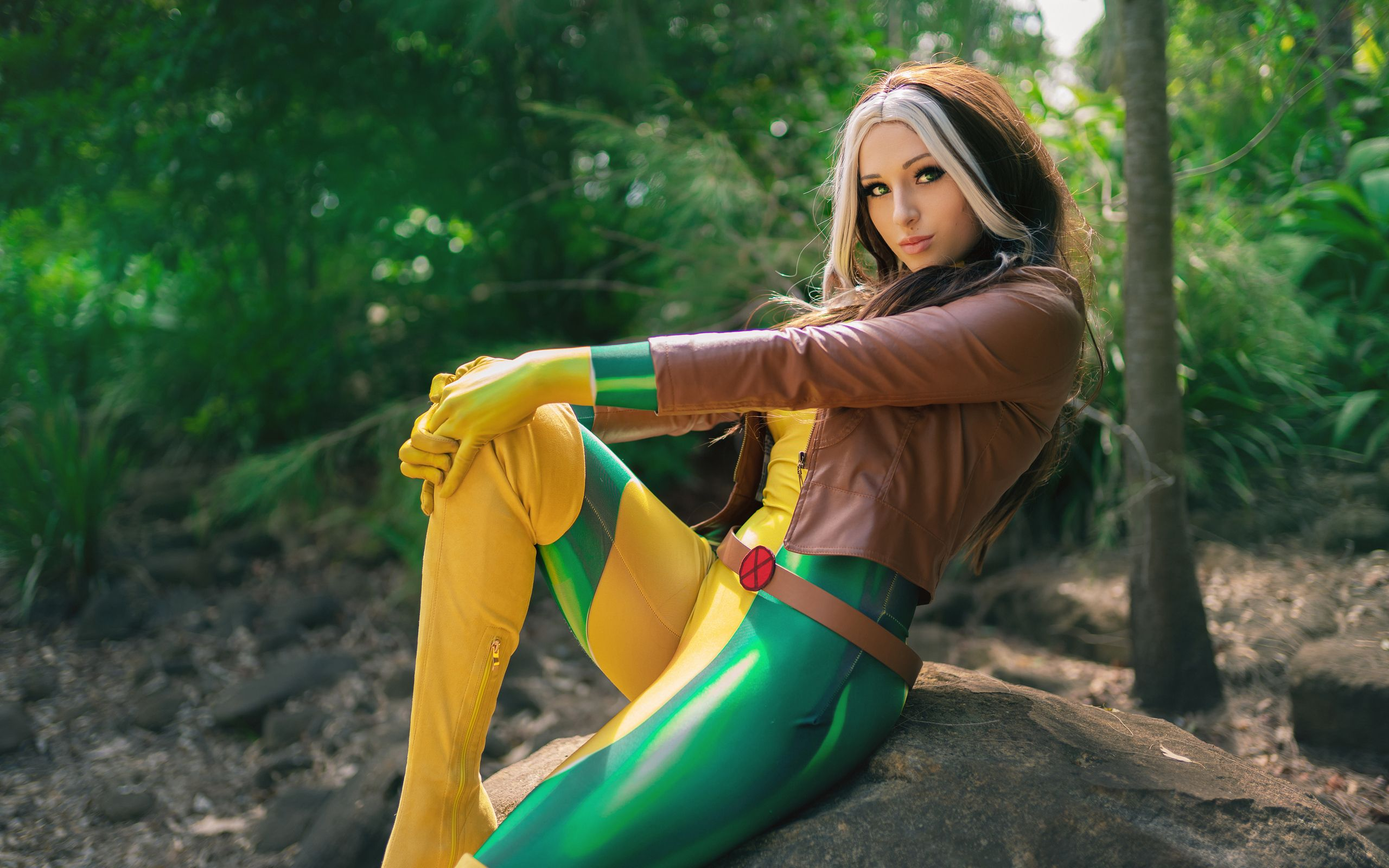 2560x1600 Rogue X Men Cosplay 5k 2560x1600 Resolution HD 4k