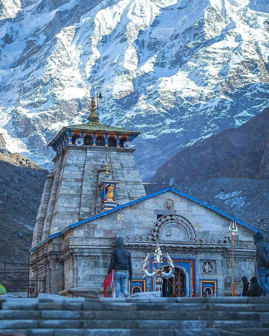 Kedarnath Shiv HD Phone Wallpapers