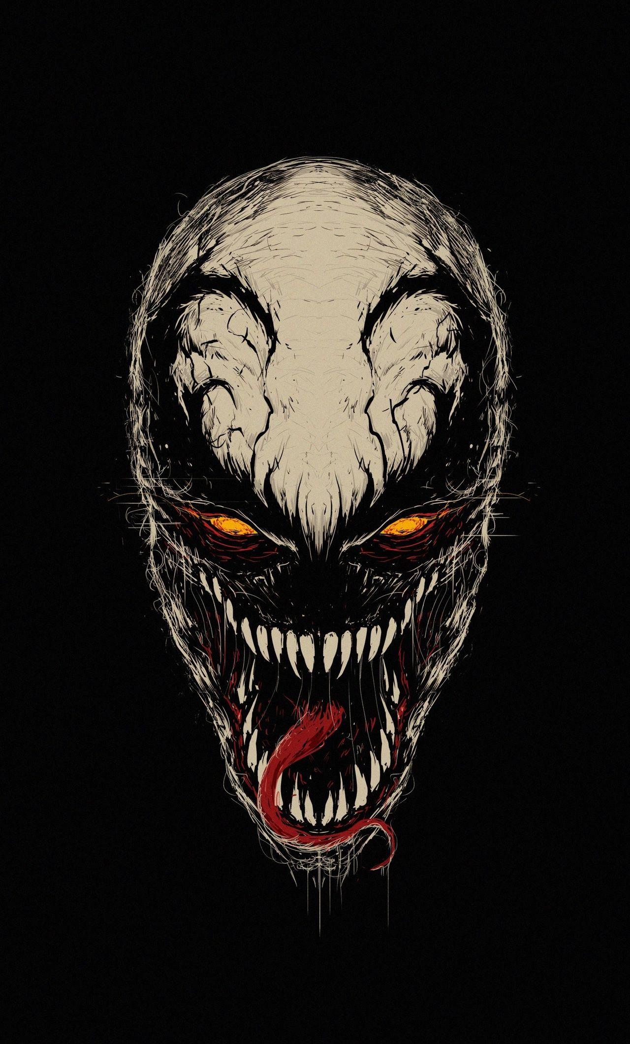 Venom iPhone 4k Wallpapers - Wallpaper Cave