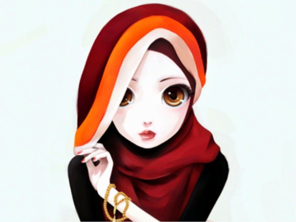 Anime Wallpapers Hijab