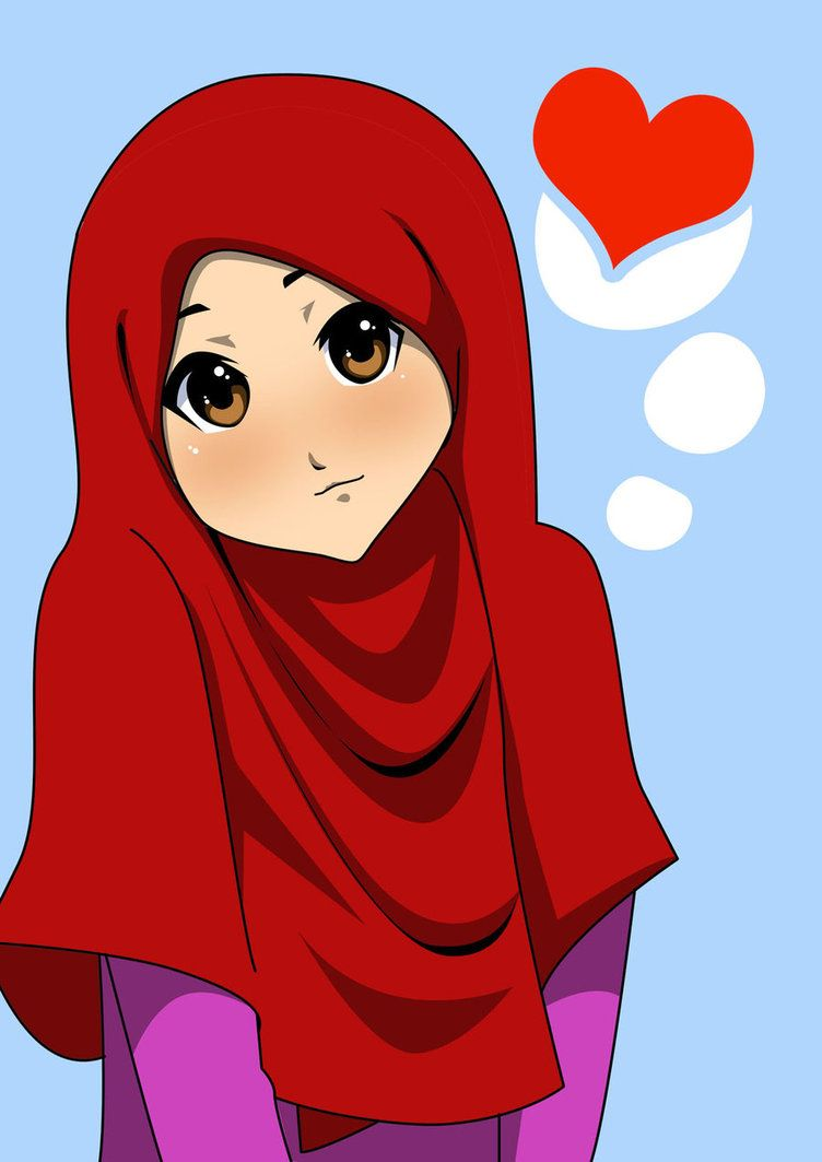 Muslimah Cartoon Wallpapers ,