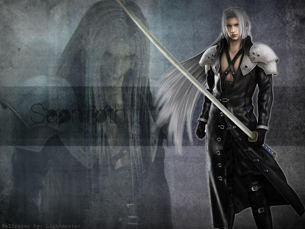 Sephiroth Hd Wallpapers Wallpaper Cave