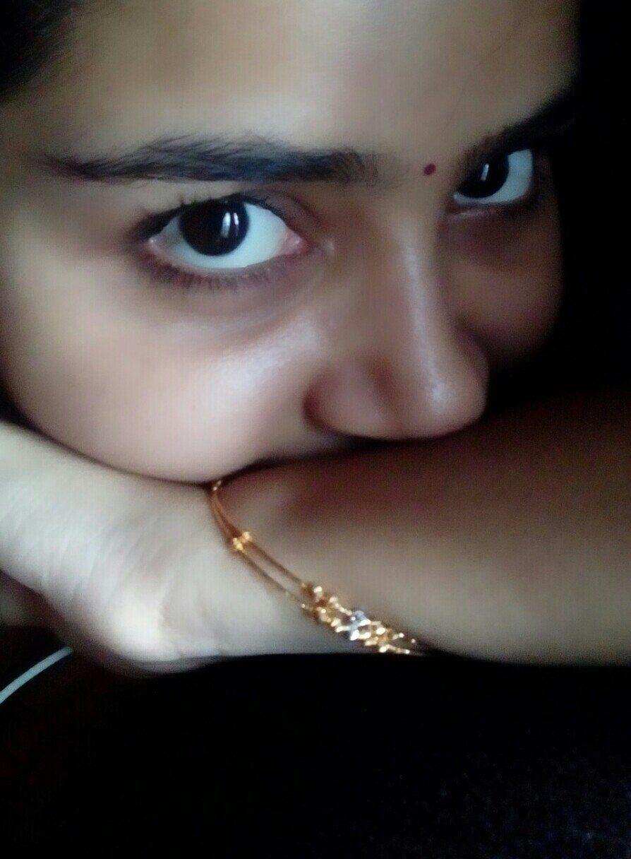 Andhra girls beautiful Half Saree