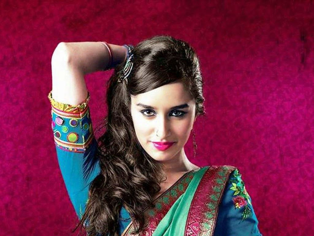 Shraddha Kapoor Latest Close Up Wallpapers