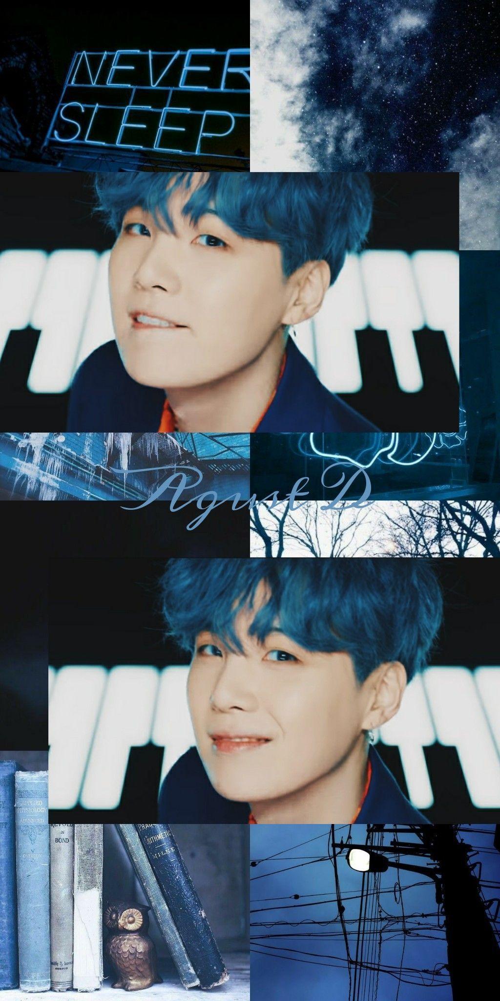 Tae Yoongi BTS Aesthetic Wallpapers - Wallpaper Cave