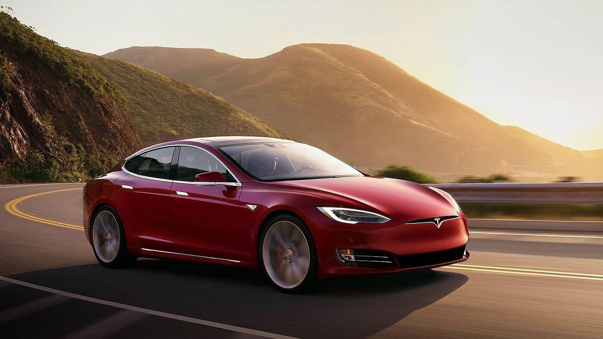 Tesla Cars Wallpapers Wallpaper Cave
