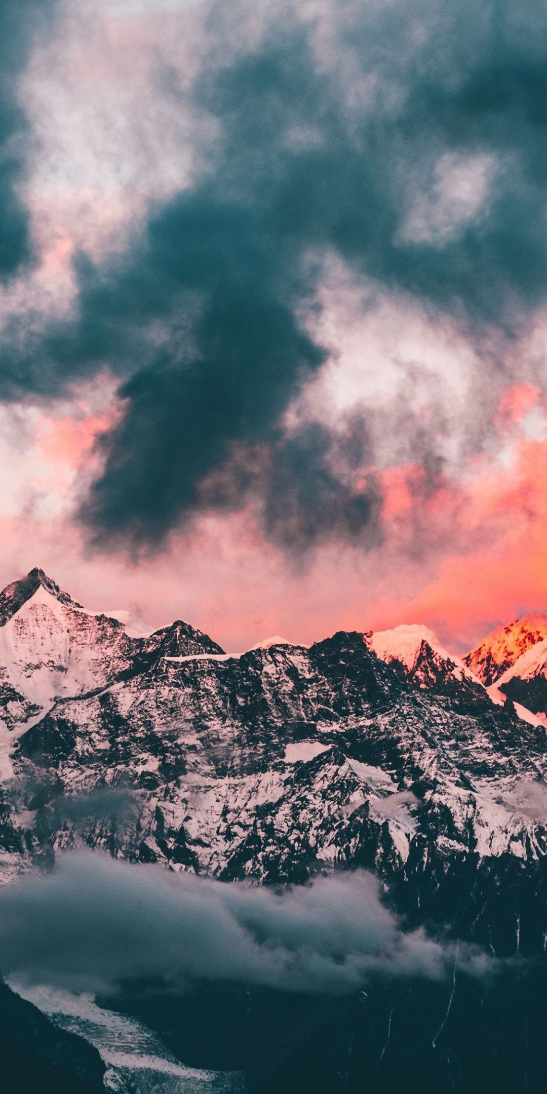 Aesthetic Mountains Wallpapers - Wallpaper Cave