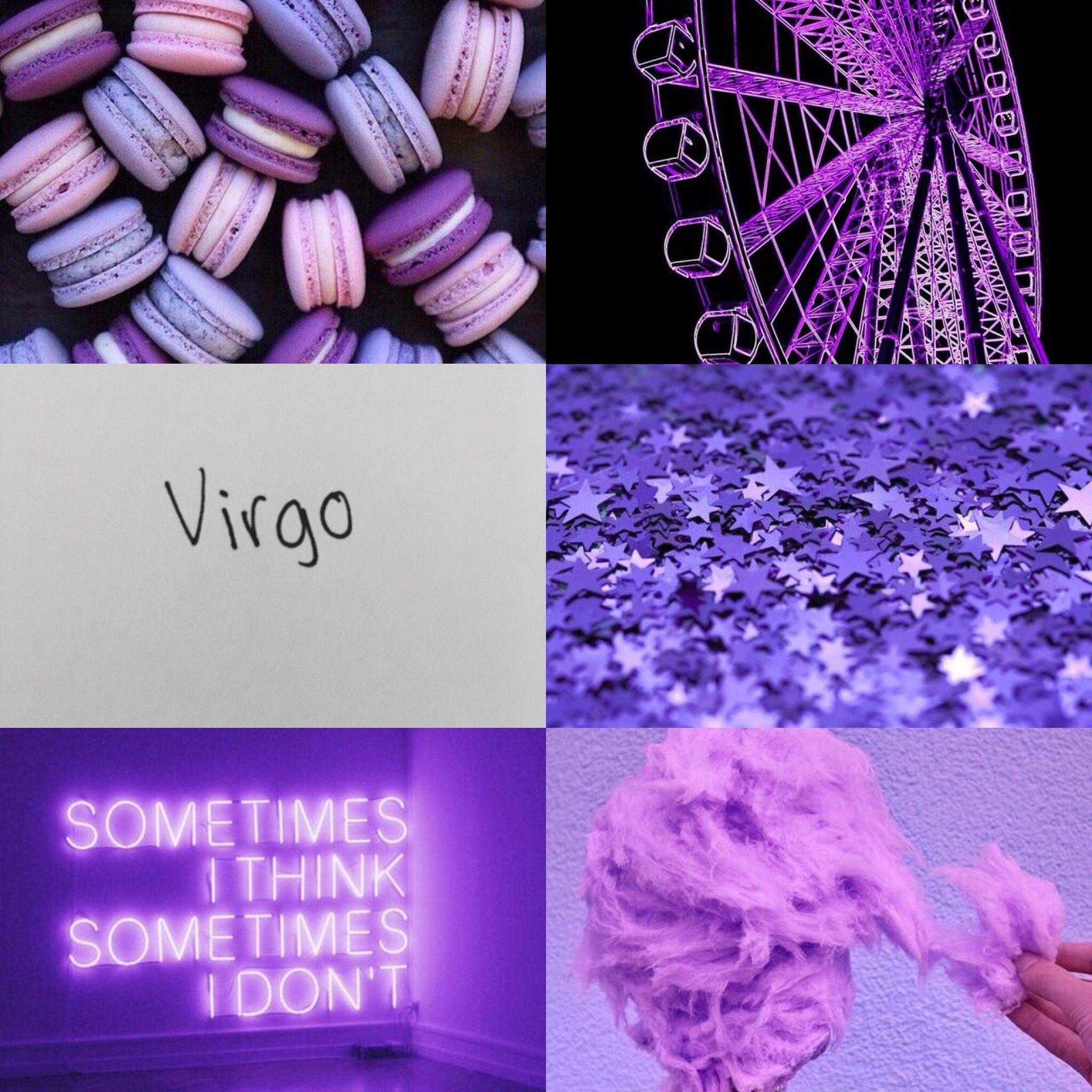 aesthetics virgo wallpapers