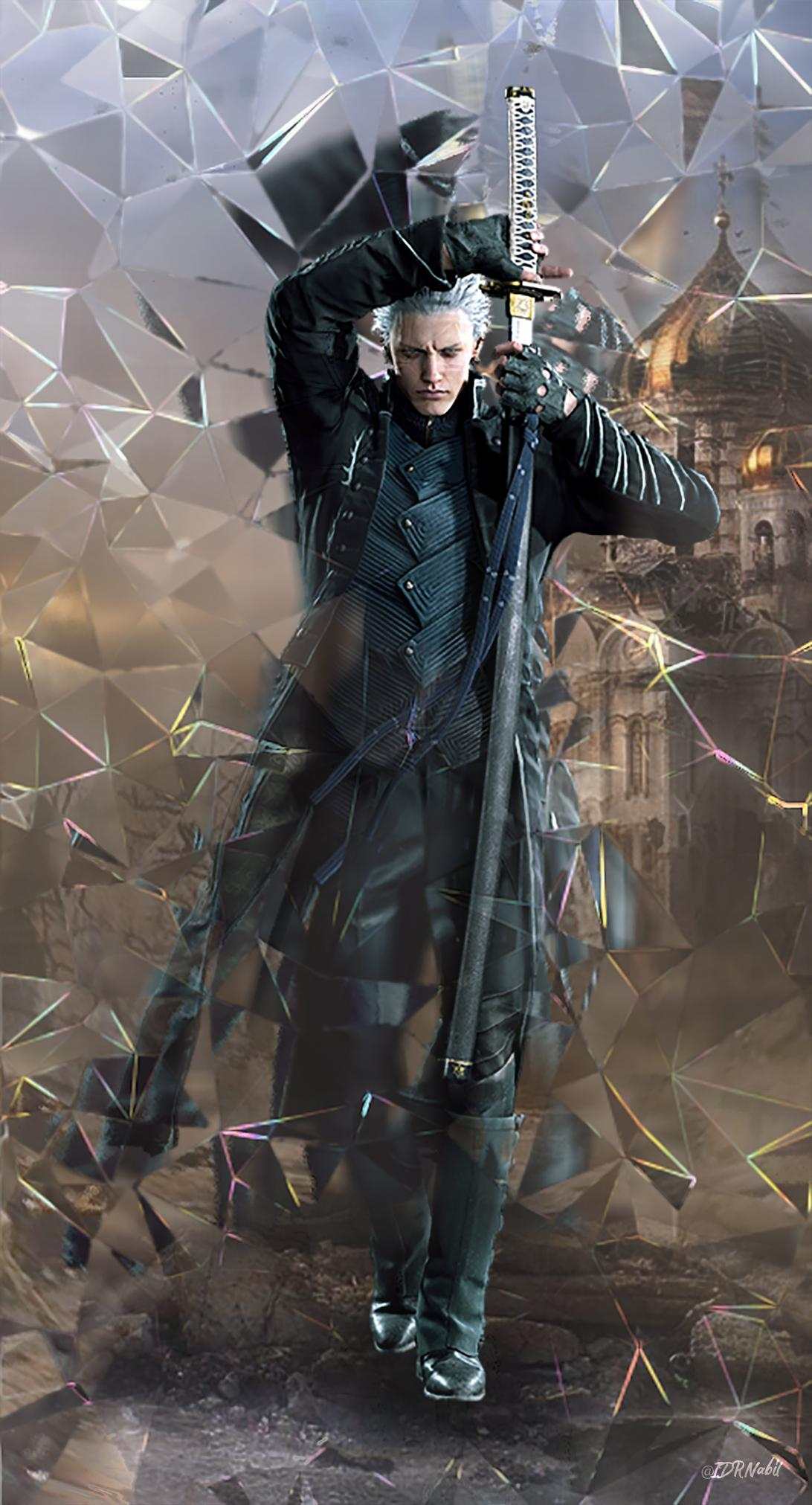 Devil May Cry 5 iPhone Wallpapers - Wallpaper Cave