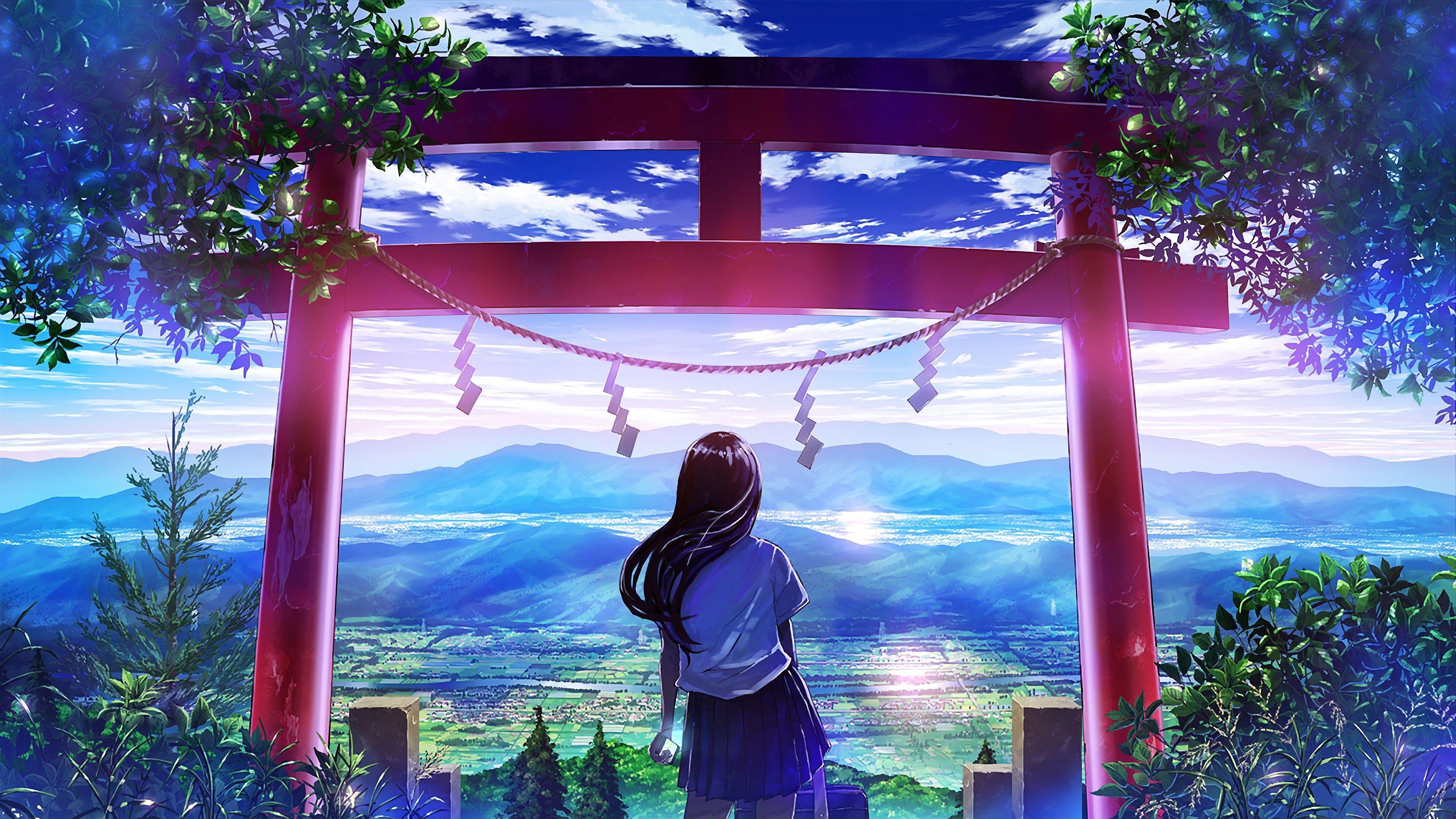PC 4k Japan Anime Wallpapers - Wallpaper Cave