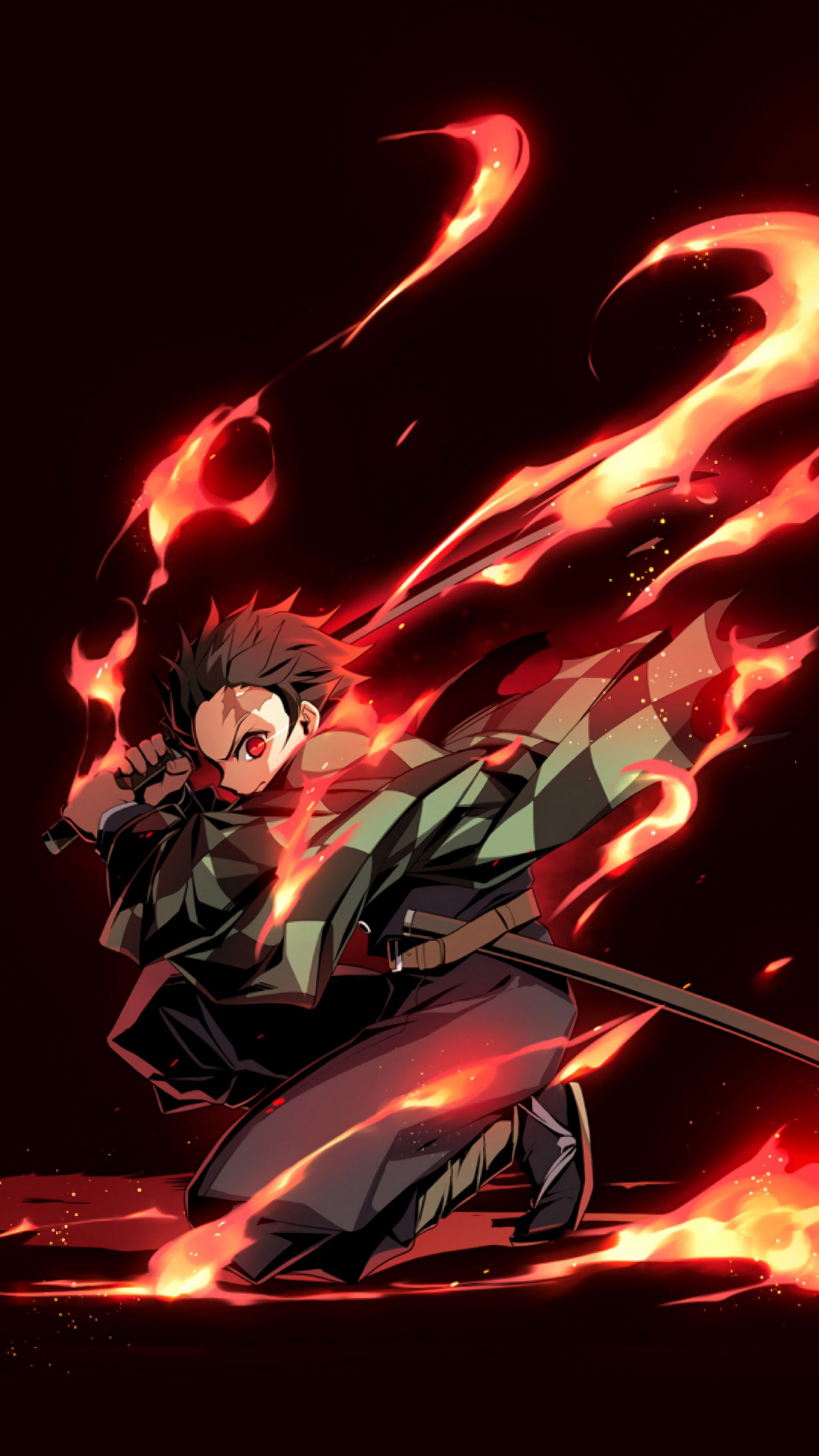 Anime HD Android Aesthetic Demon Slayer Wallpapers ...