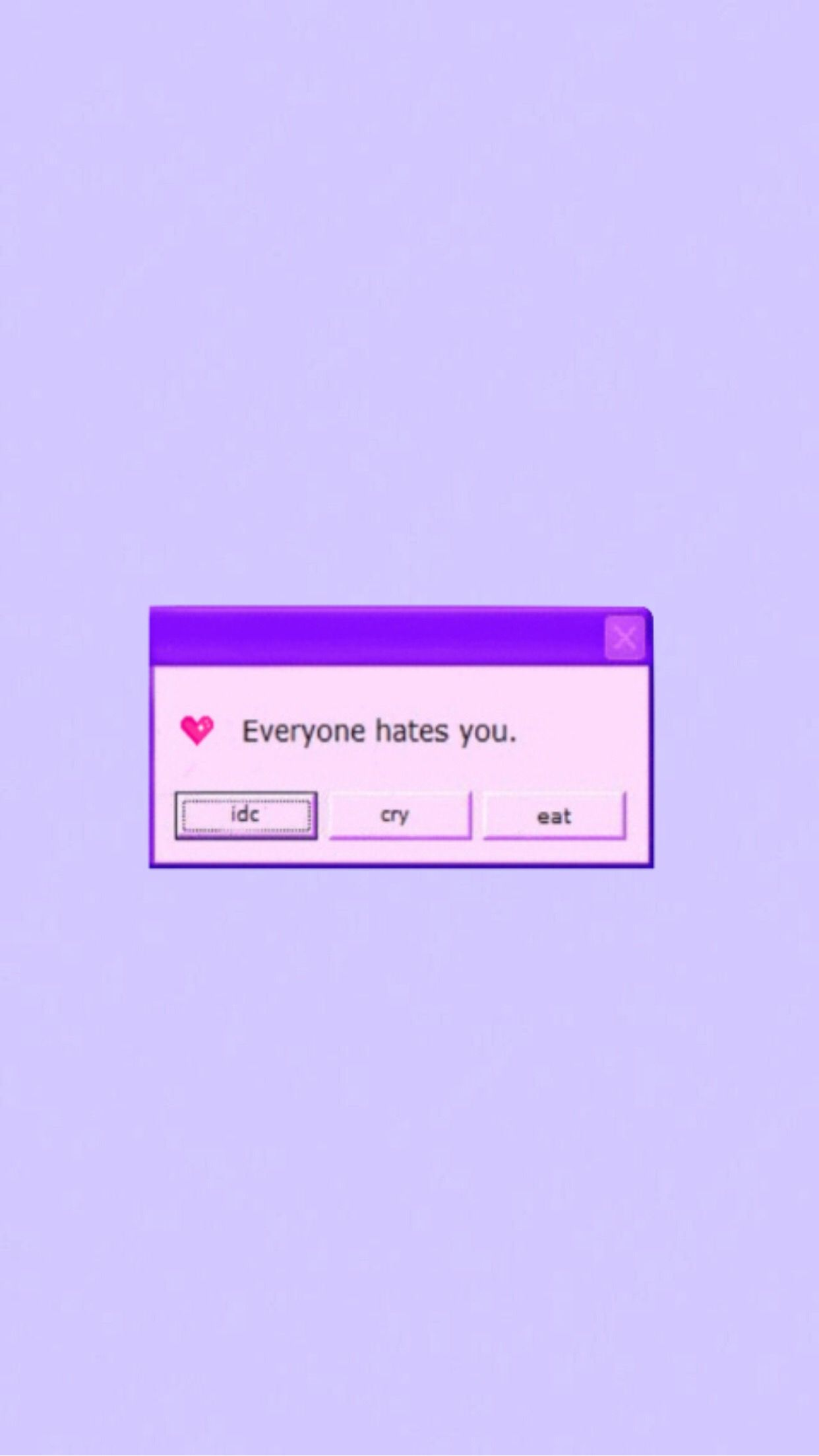 Cute Aesthetic Wallpapers Purple
