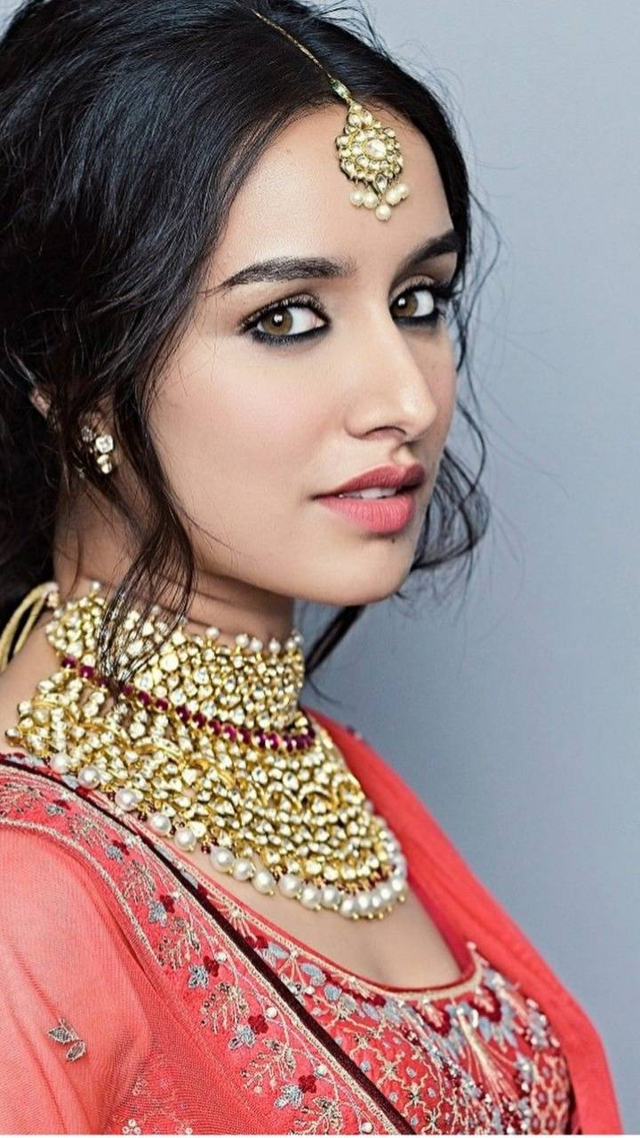 Shraddha Kapoor wallpapers by sarushivaanjali