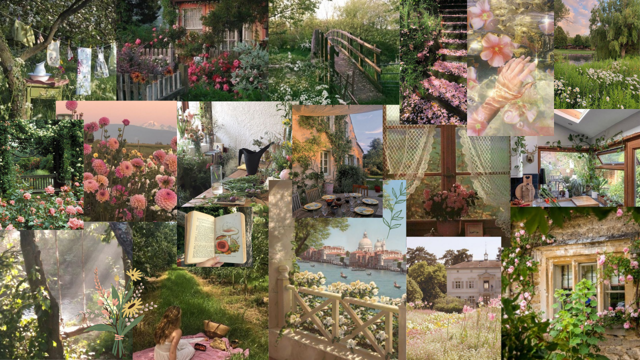 cottagecore aesthetic wallpapers