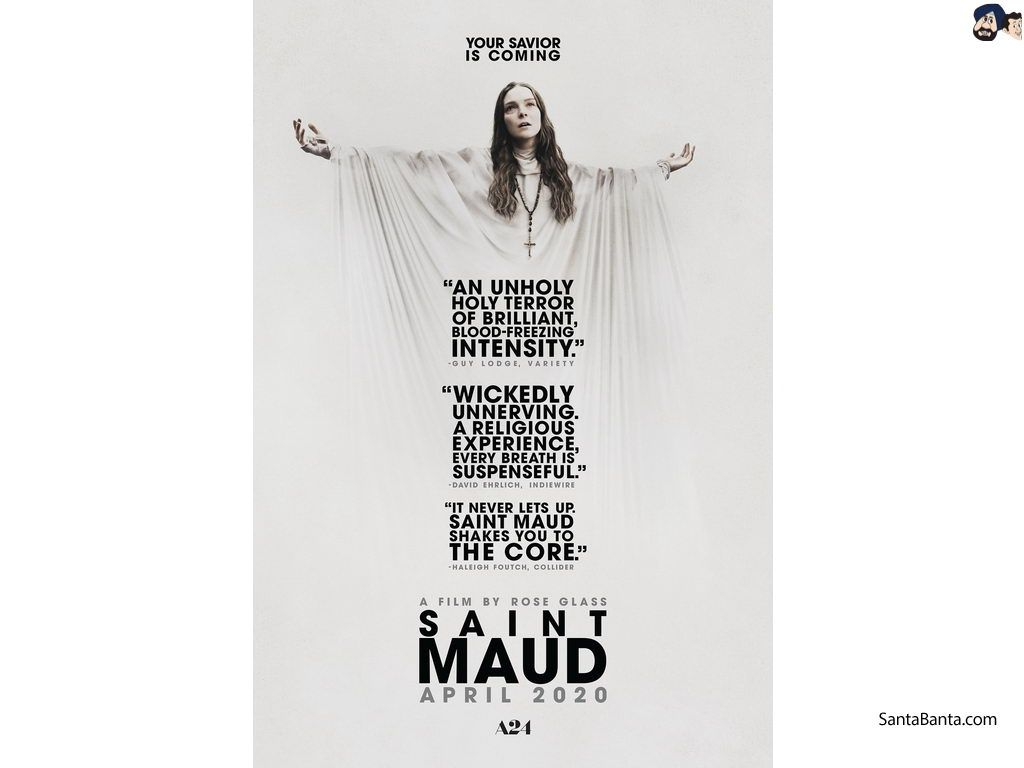 Saint Maud Movie Wallpapers