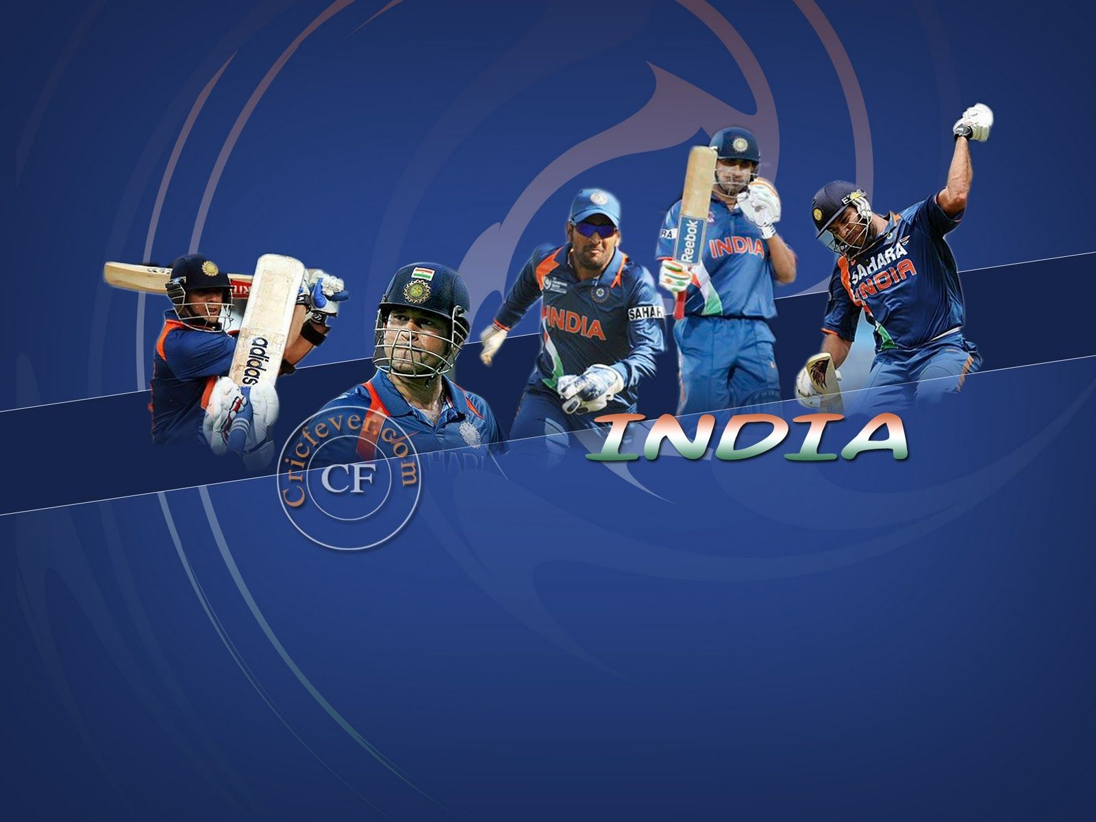 16 India Cricket Team Wallpapers
