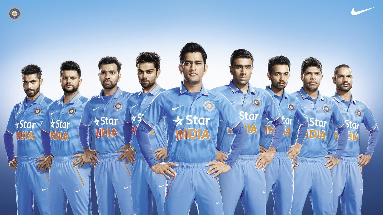 Indian Cricket Team Wallpapers