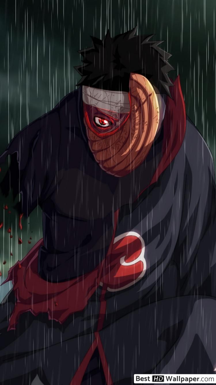 Obito Iphone 7 4k Wallpapers Wallpaper Cave