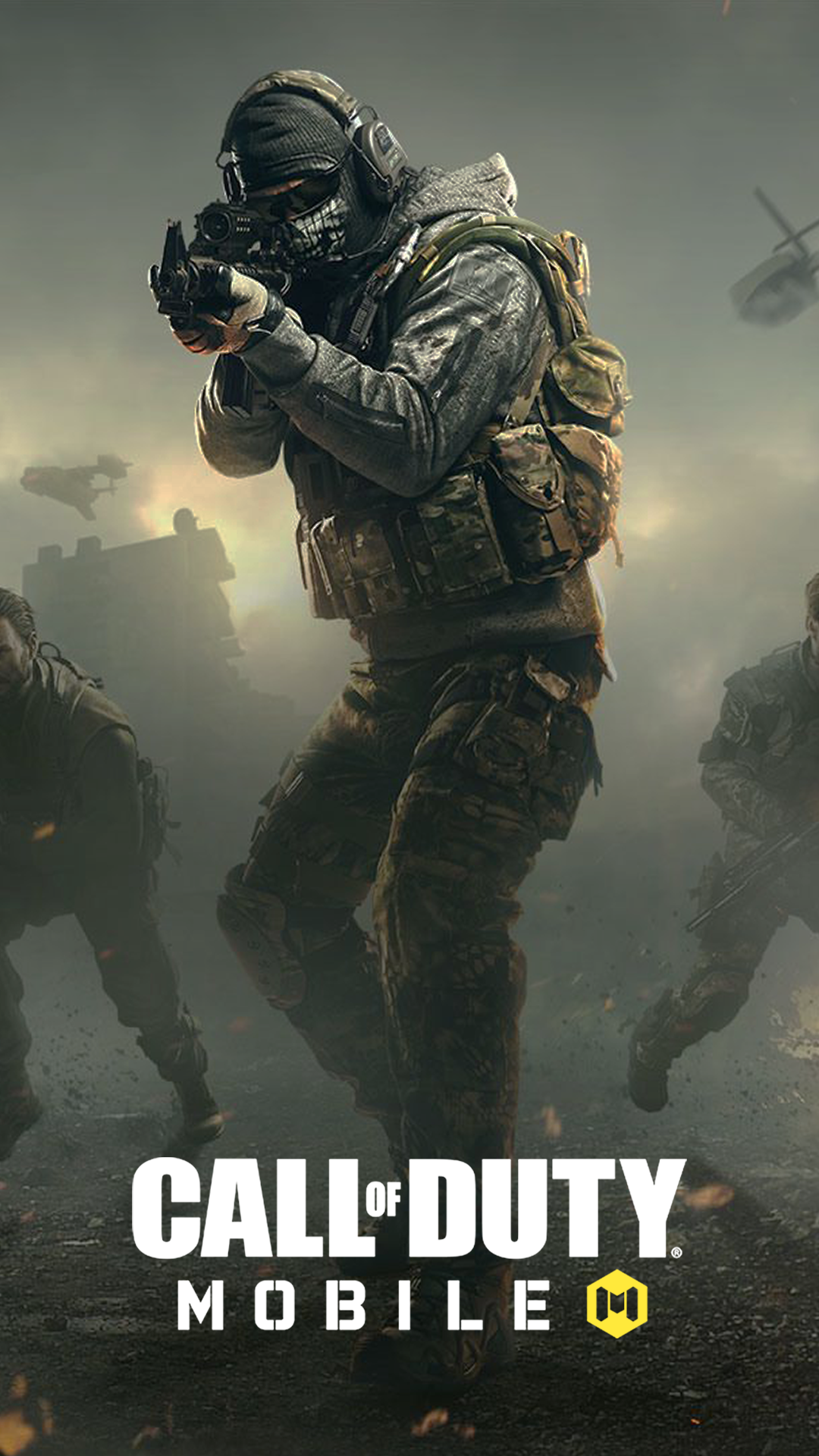 call of duty mobile wallpaper without logo