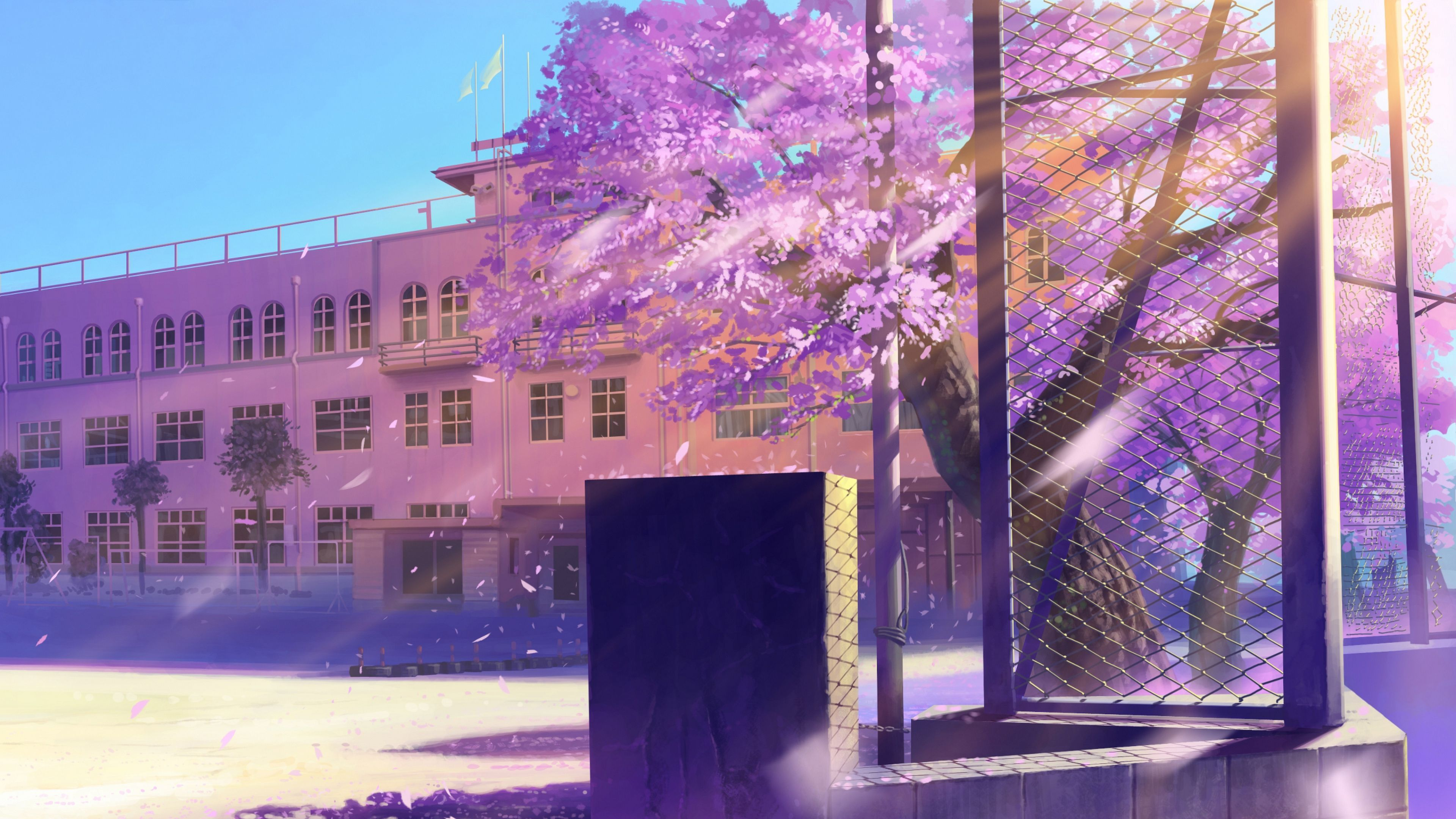 Anime Street 4k Wallpapers - Wallpaper Cave