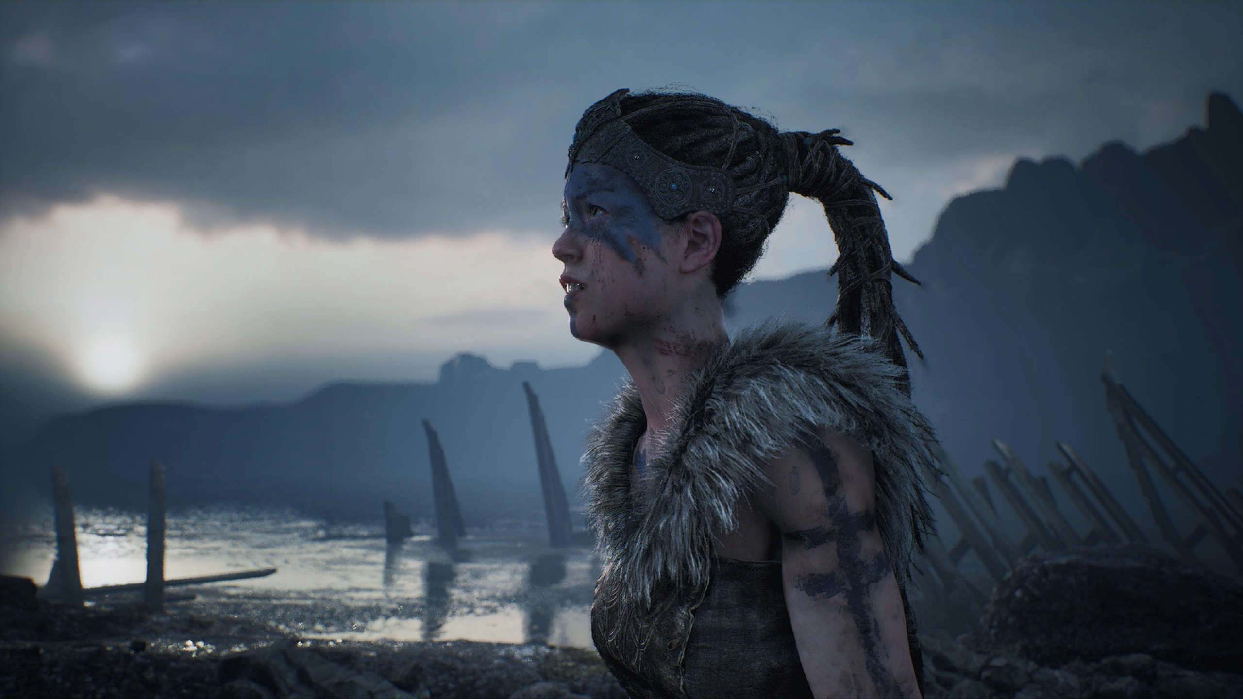 Download 2560x1440 Hellblade: Senua's Sacrifice Wallpapers for