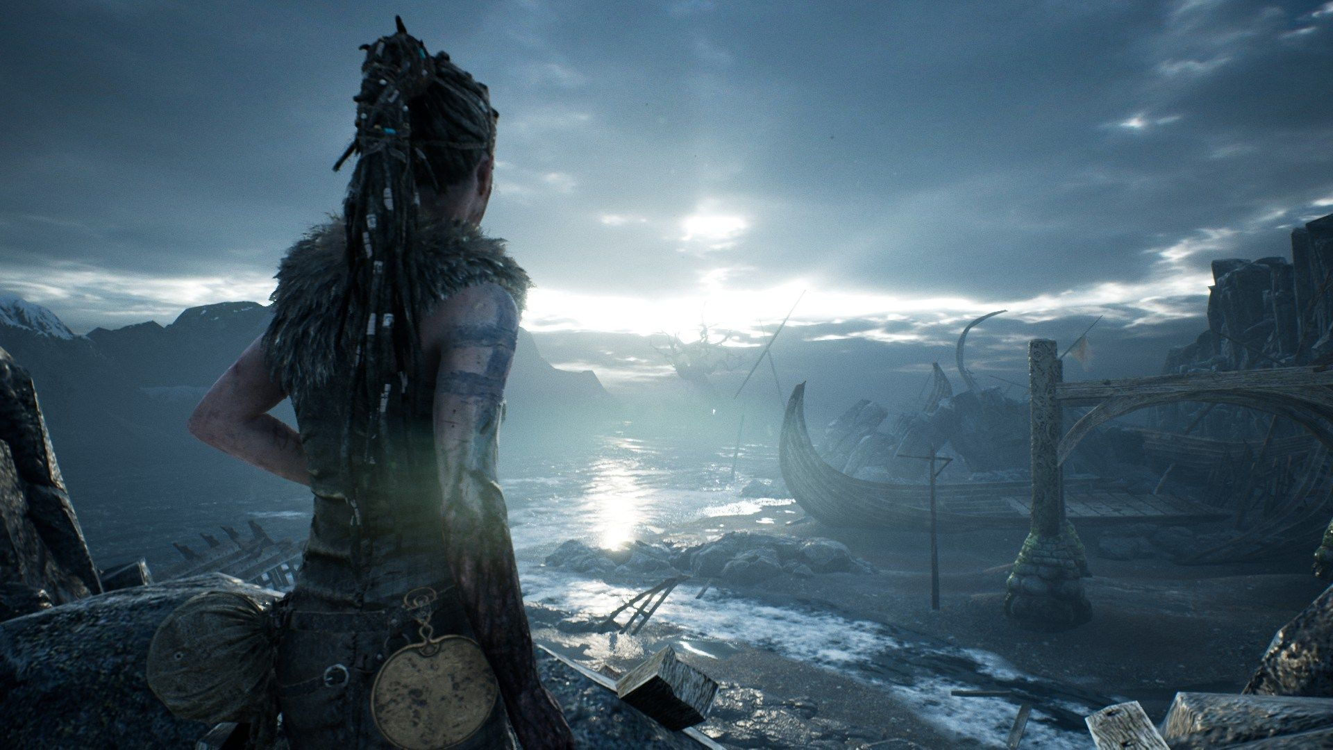 Hellblade:Senua's Sacrifice – PS4Wallpapers