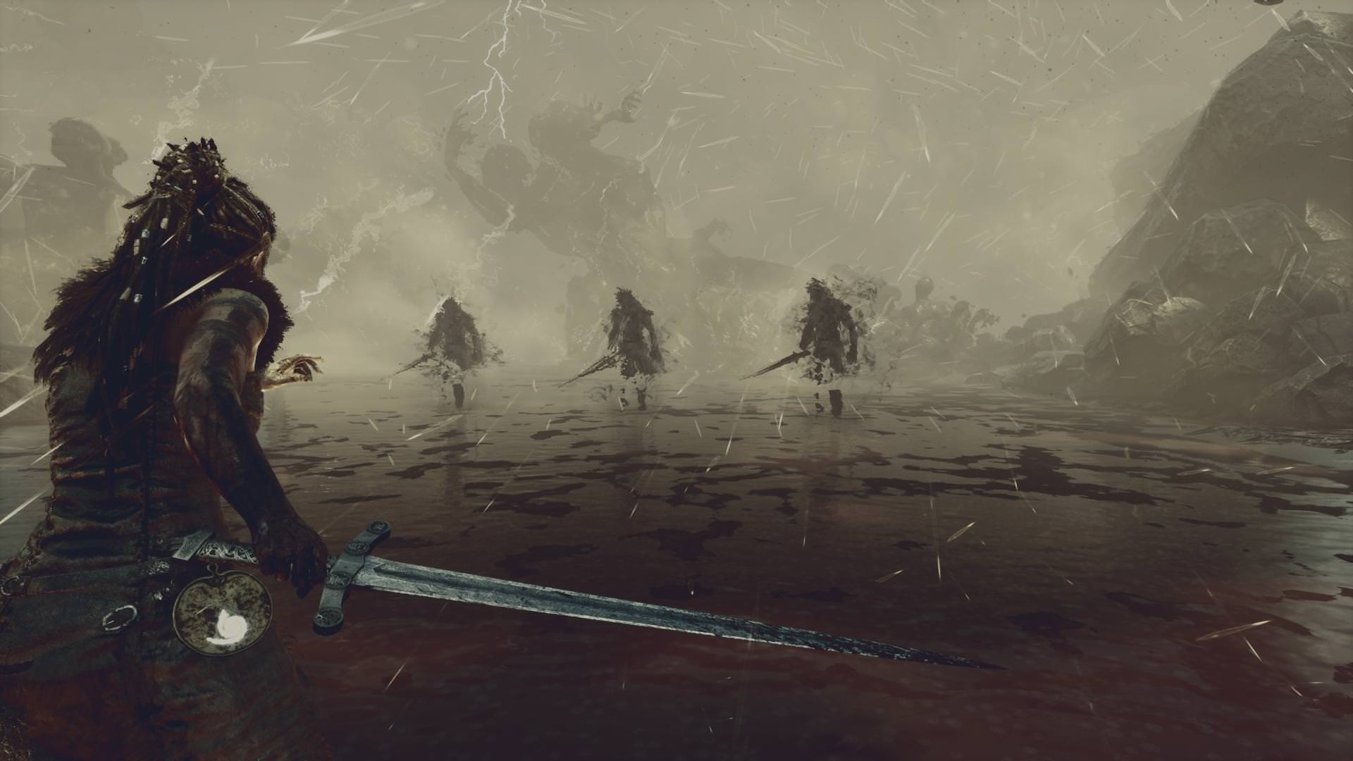 Made using PhotoMode in Hellblade Senua's Sacrifice