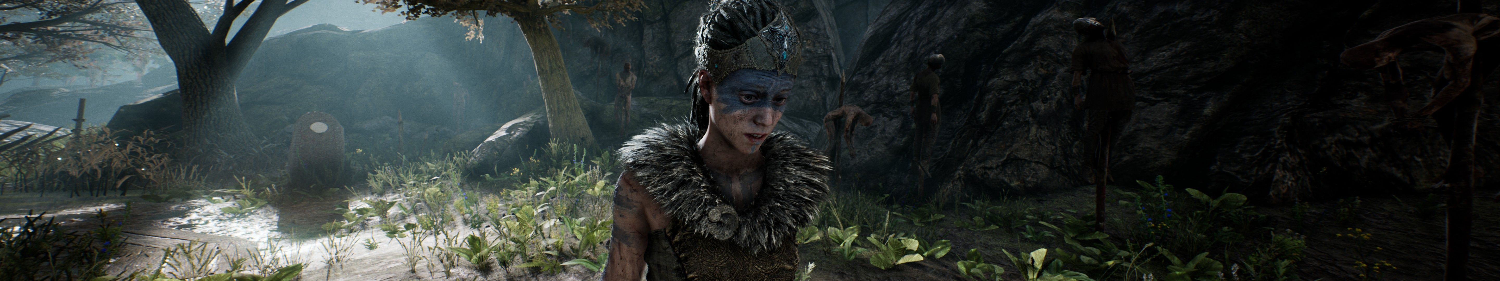 5760x1080] Hellblade: Senua's Sacrifice Wallpapers