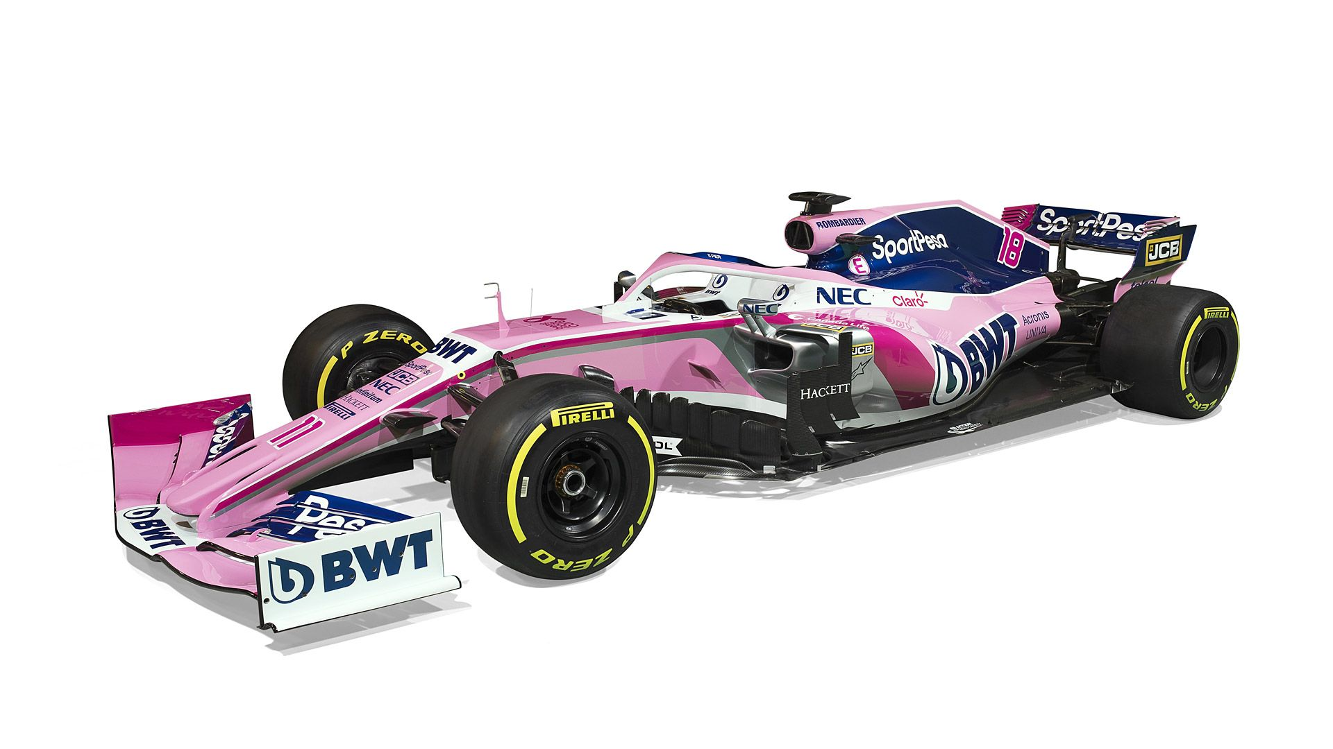 Racing Point F1 Zoom Background 4
