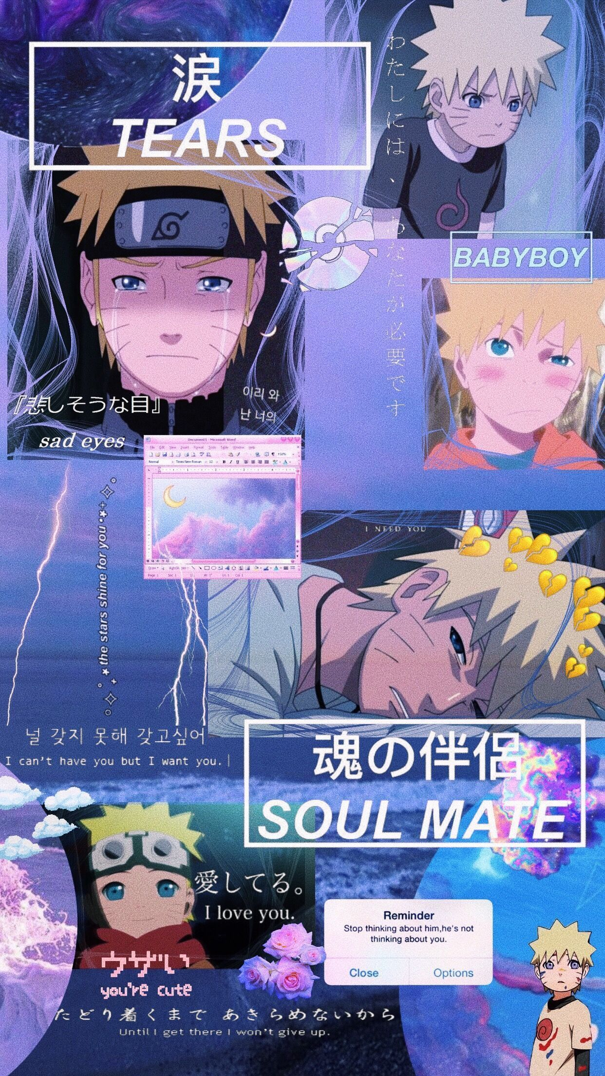 sad aesthetics sasuke wallpapers