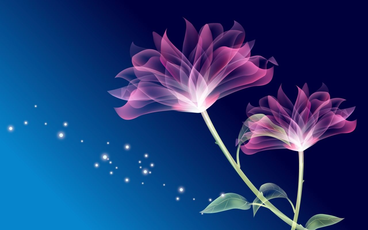 Magical Flowers Wallpapers - Wallpaper Cave