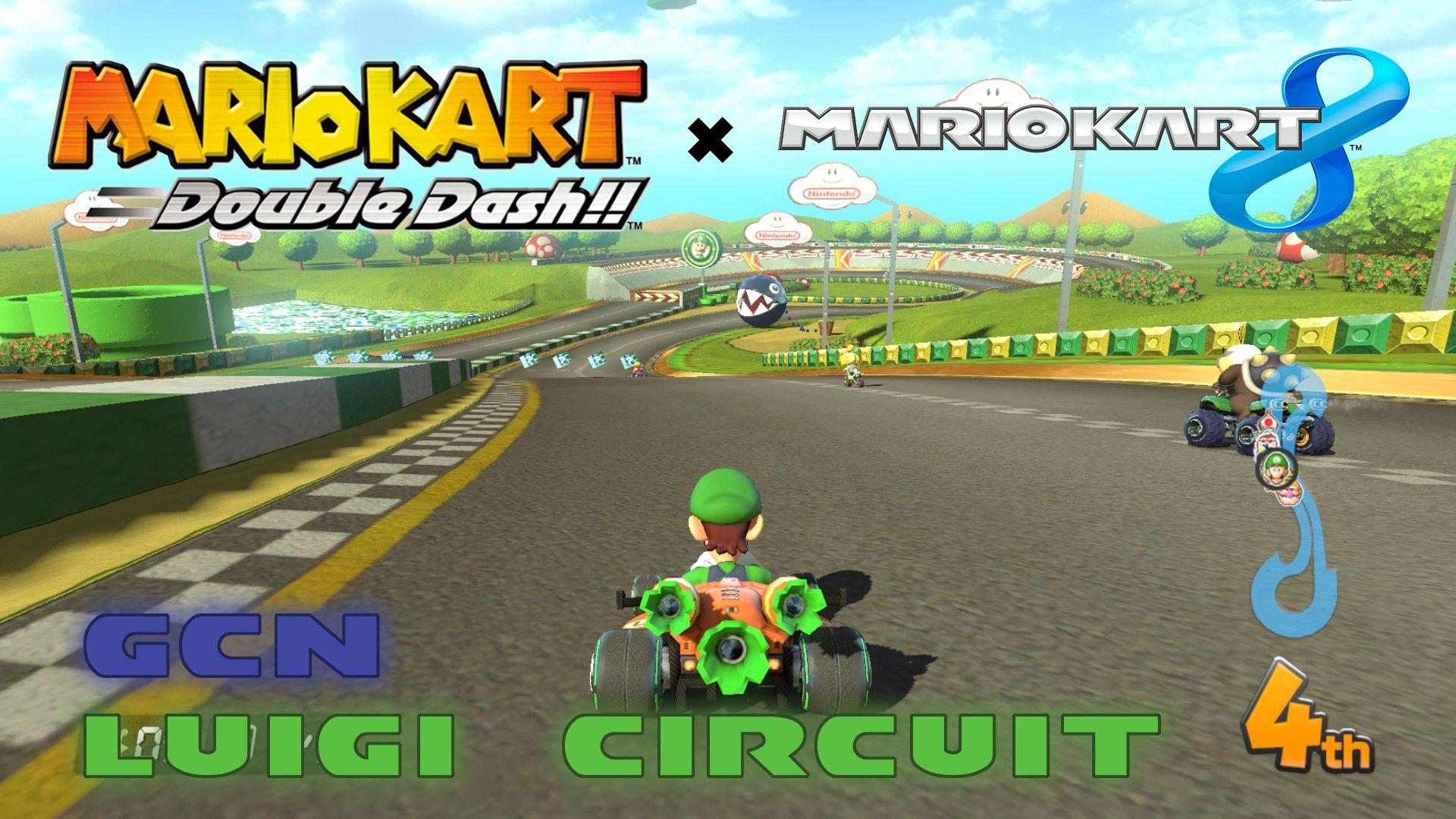 Mario Kart Double Dash Wallpapers Wallpaper Cave
