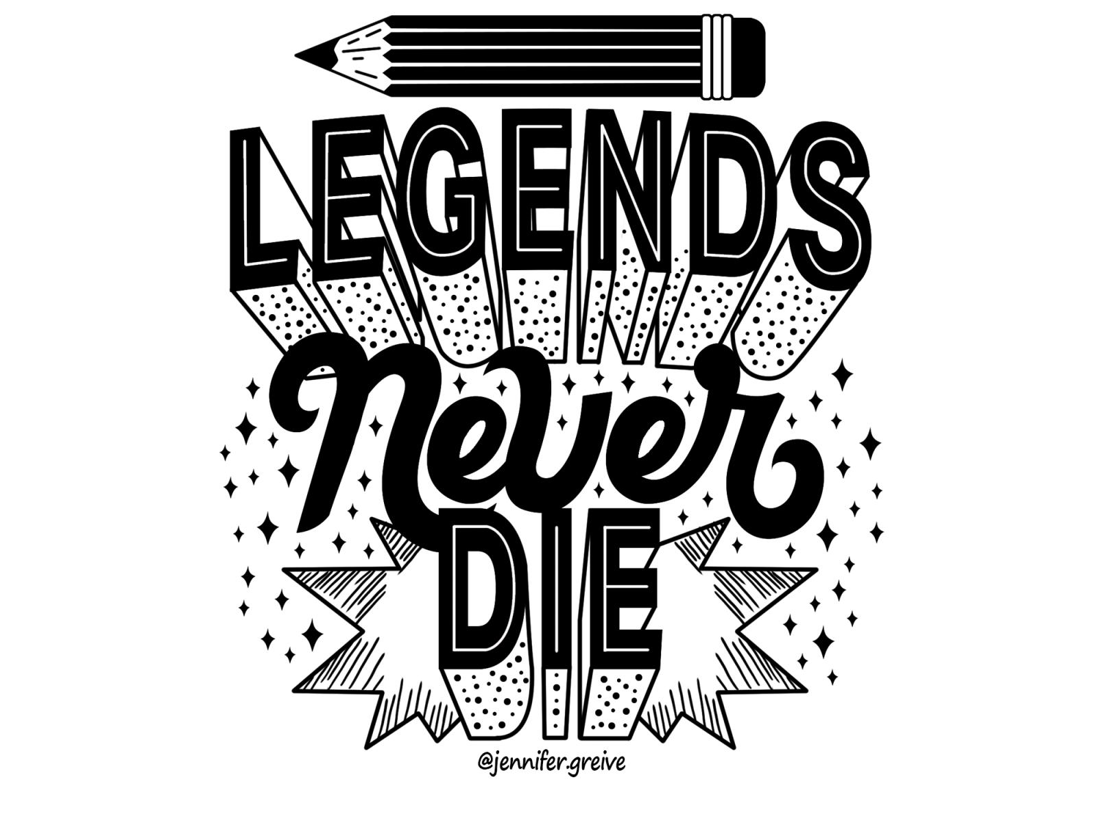 Legends Never Die Wallpapers Wallpaper Cave