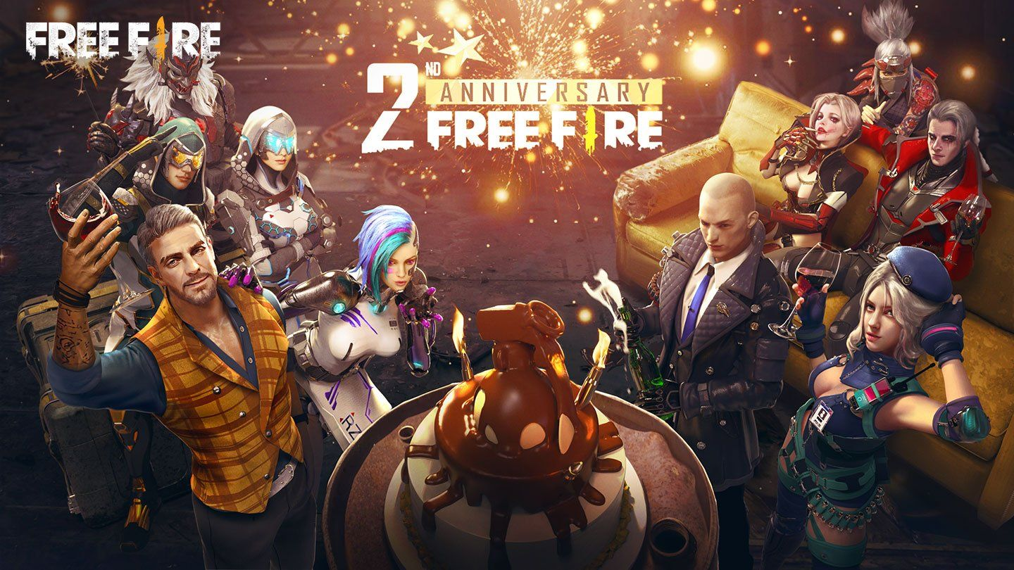 Free Fire Laptop Wallpapers - Wallpaper ...