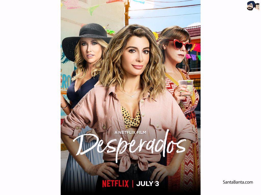 Netflix Desperados Wallpapers Wallpaper Cave
