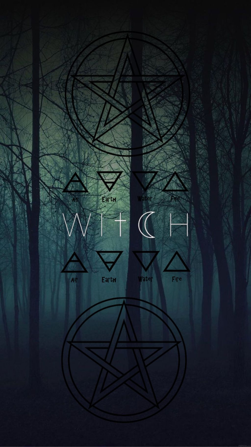 Witch Aesthetic Wallpapers - Wallpaper Cave