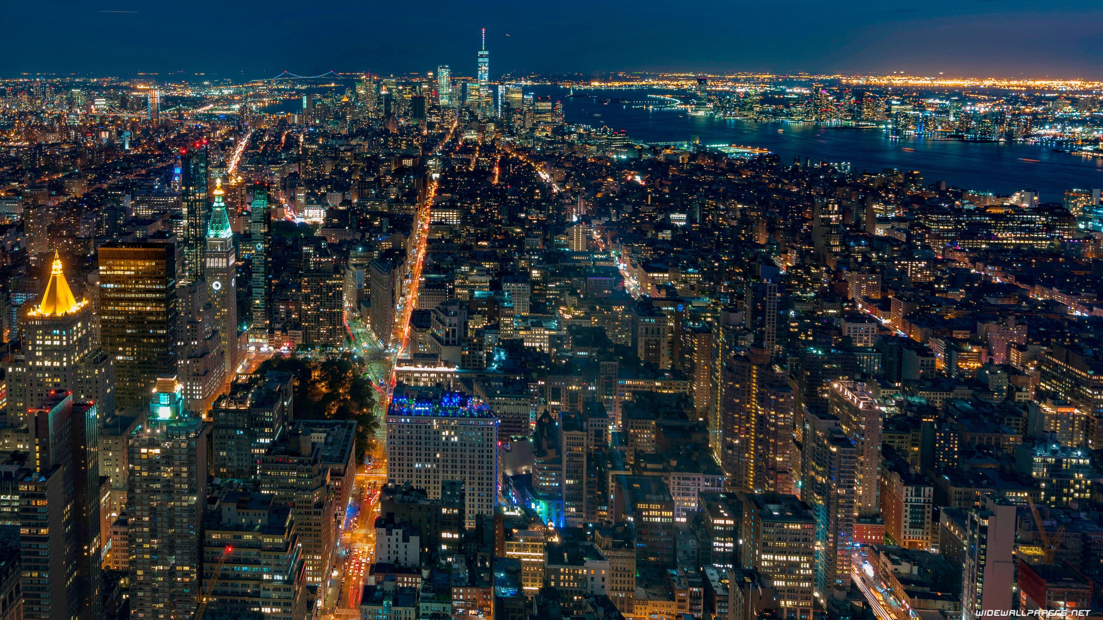 New York 4K HD Wallpapers - Wallpaper Cave